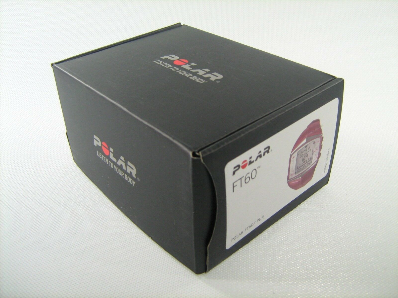 POLAR FT60 F PURP HEART RATE MONITOR RUNING BIKE EXERCISE FITNESS +FREE 90033473