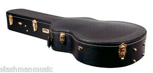 NEW-TKL-9155-Elite-Arch-Top-Arch-Back-Semi-Acoustic-335-Style-Guitar-Case