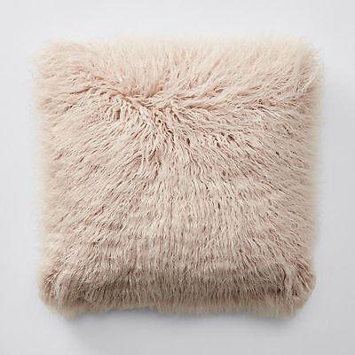 NEW Fluffy Cushion 45cm