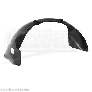 Fender Liner For 2007-2009 Audi A4 A4 Quattro Front Left /& Right Side Set of 2
