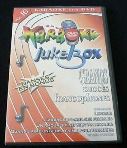 Karaoke-sur-DVD-Grands-Succes-Francophones-Vol-16-Karaoke-Jukebox