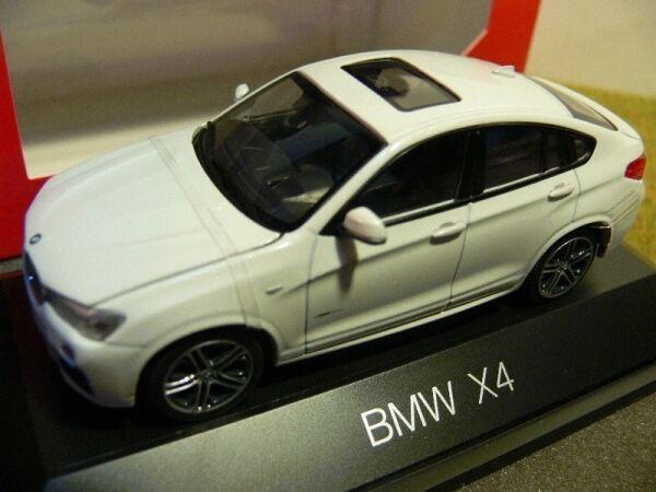 1 43 HERPA BMW x4 mineralblanc Metallic 70911