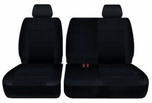 Fits 2005-2011 TOYOTA HI LUX WORKMATE 40 SEAT 3//4 BENCH truck seat covers # 35