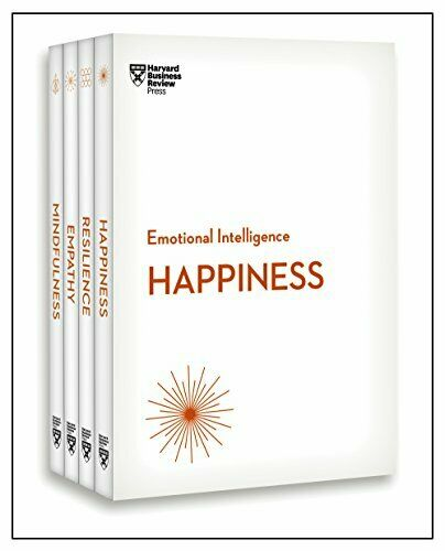 Harvard Business Review Emotional Intelligence Collection 4 Books HBR Emotional 1