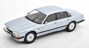 Jaguar XJR XJ40 silbermet.1990 - 1:18 Cult Scale limited