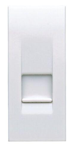 MK K487 WHI Logic Plus Telephone Socket Data Module RJ11 RJ12