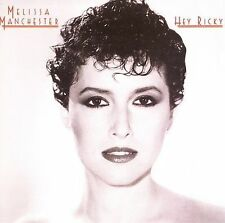 Hey Ricky by Melissa Manchester (CD, Jul-2006, Wounded Bird) MINT