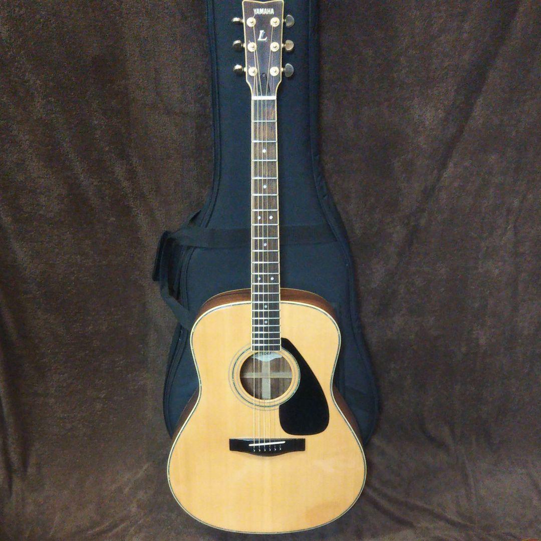 YAMAHA LL-6J acoustic guitar Japan rare beautiful vintage popular EMS F   S