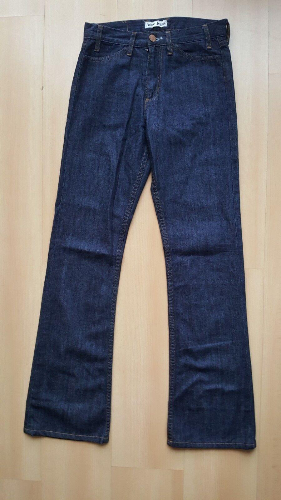 ACNE Jeans Luv bluee Denim Women's Jeans Size W25 L34