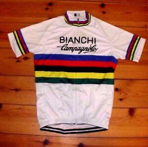 9687da0ac Image is loading Brand-New-Team-Bianchi-Campagnolo-world-Champion-Cycling-