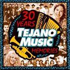 30 Years of Tejano Music Memories 5099964853925 CD