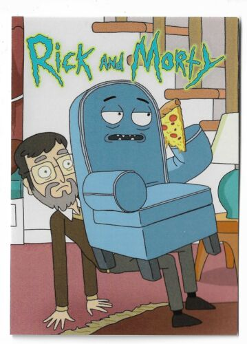 2018 Cryptozoic Rick and Morty Trading Cards Promo P6 Non Sport Update