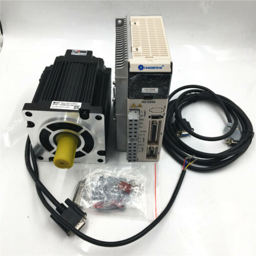 2-12Nm DSP Closed Loop Stepper Motor  Hybrid Servo Driver Nema23 24 34 Leadshine