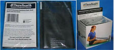 """Original Thera-Band 5Ftx5.5"""" Exercise Band Special Heavy Resistance Black 20960"""