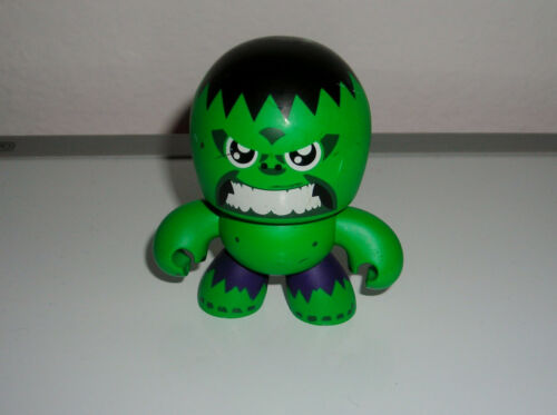 "MARVEL MIGHTY MUGGS INCREDIBLE HULK 3"" ACTION FIGURE TOY"