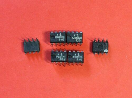 Microchip USSR  Lot of 2 pcs K170AP2V = SN75150N  IC