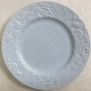 Image is loading MIKASA-ENGLISH-COUNTRYSIDE-BLUE-DP500-DINNER-PLATE-11- & MIKASA ENGLISH COUNTRYSIDE BLUE DP500 DINNER PLATE 11 1/8\