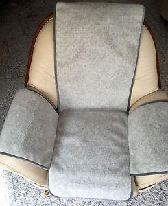 Housse-de-fauteuil-l-039-argent-en-optique-la-vague-jete-laine-merinos-avec-poche