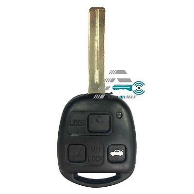 New Uncut Ignition Master Key Keyless Entry Remote Fob Transmitter For HYQ1512V