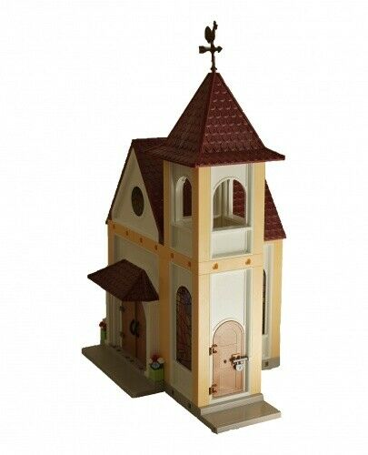 Playmobil Church Conversion by Playmobil Closed for G Scale Garden Railway