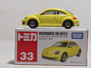 takara tomy tomica car toy car model VW beetle volkswagen collectables diecast