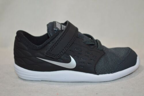Nike Stelos Assorted Sizes NWB Anthracite//Silver Toddler Boy/'s Shoes TDV