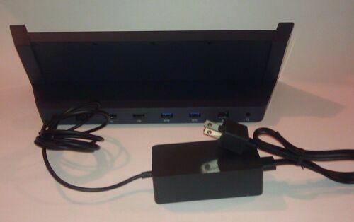 Pro 4 Pro 5 Pro 3 -Power Microsoft Docking Station for Surface Pro 6 Display