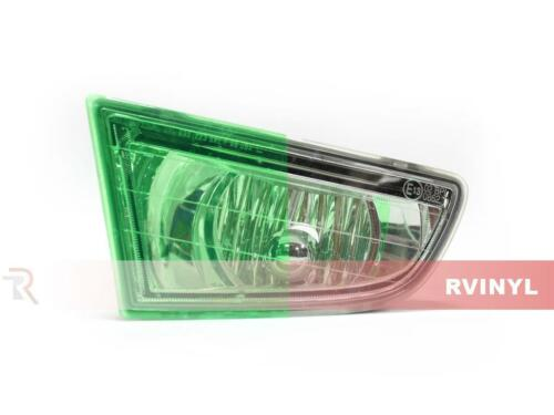 Rtint Headlight Tint Precut Smoked Film Covers for Toyota Camry 2007-2009