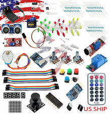 Ultimate UNO R3 Starter Kit SK#2 for Arduino Stepper Servo Motor Relay RTC