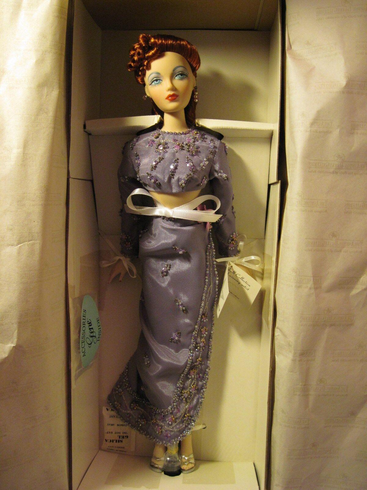 Ashton Drake  Crepúsculo Rumba  Gene muñeca 5TH aniversario 2000 Colección Nuevo En Caja