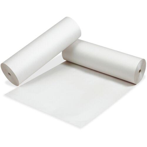 "Pacon Newsprint Paper Roll 24/""x1000/' RL White 3415"
