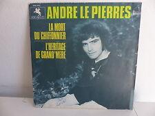 ANDRE LE PIERRES La mort du chiffonier VER 1842