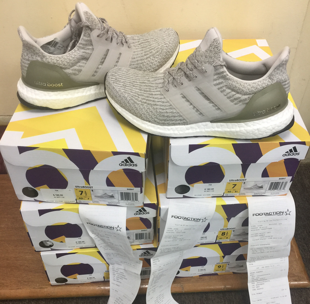bc5f33abae18e Adidas Ultra Boost 3.0 M Olive Copper Pearl Grey BA8847 AUTHENTIC Sizes  7.5~9.5