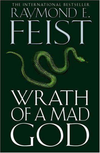 1 of 1 - Darkwar (3) - Wrath of a Mad God,Raymond Feist- 9780007244294