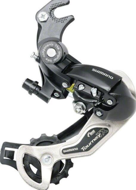 Shimano Tourney TX35 6/7-Speed Rear Road MTB Bike Derailleur Long Cage w/ HANGER
