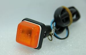 FORD-FIESTA-MK1-INDICATOR-SIDE-REPEATER-ORANGE-AMBER-KIT-HIGHEST-QUALITY