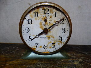 Vintage Wakemaster Wind-Up Alarm Clock A292L