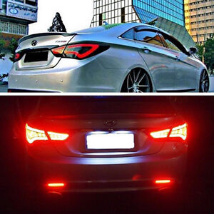 Image Is Loading Tail Lights For Hyundai Sonata 2017 Led