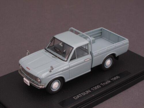 1//43 Ebbro Datsun 1300 Truck 1966 grau 44691