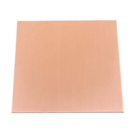 1pc 1mm*100mm*100mm 99.9/% Pure Copper Cu Metal Sheet Plate