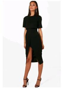 boohoo-black-layer-wiggle-midi-wrap-dress-UK-10
