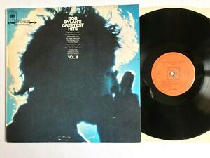 BOB-DYLAN-039-s-GREATEST-HITS-VOL-III-1967-Vinyl-LP-Comp-S-63111-VG-VG