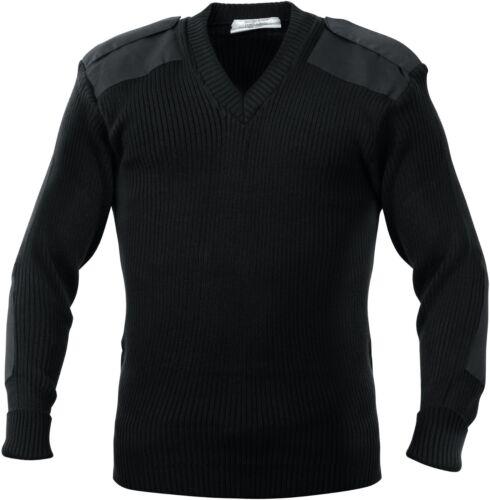 V scollo Commando caldi uniforme Army a spessi Spalline invernali militare maglione Maglione 5RYtqxnx