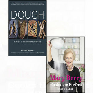 Dough-and-Mary-Berry-Cooks-The-Perfect-2-Books-Collection-Set-NEW