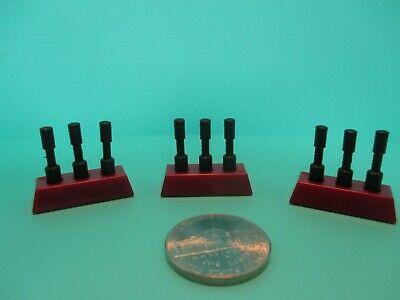 Playmobil accessories SET OF 3 IDENTICAL MALLETS 3 IDENTICAL BUNGS for barrels
