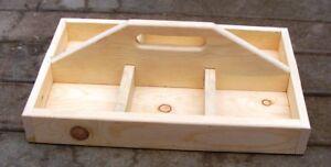 Tool Caddy Organizer Wooden Tool Box Gardening Caddy Farmhouse Decor