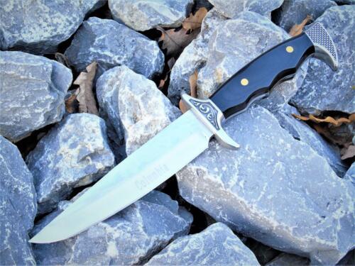 Jagd Bowie Messer Columbia Gürtel Messer,Camping Jagd Angeln 4321
