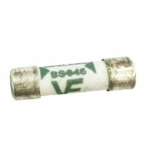 1 Amp Small Fuses Shaver Adaptor Fuse Pack of 4 1A BS646 Electrical Plug
