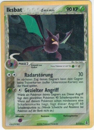 2//113 EX Delta Species DE P Iksbat