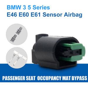 Asiento-Ocupante-Estera-Emulador-BMW-E46E36E38E39Z3X5-E53-Bolsa-de-aire-Sensor